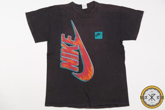90'S NIKE AIR T-SHIRT LOGO