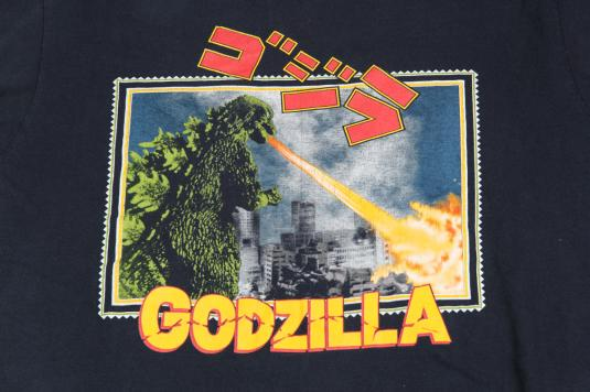 90's Godzilla Japan Movie Vintage T-Shirt