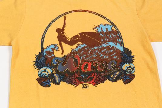 70'S TIKI HAWAII SURF VINTAGE T-SHIRT