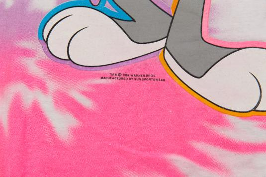 1994 LOONEY TUNES BUGS BUNNY CARTOON VINTAGE T-SHIRT
