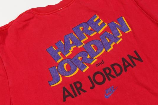 90'S NIKE AIR HARE JORDAN BUGS BUNNY T-SHIRT