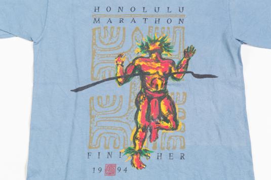 1994 NIKE HONOLULU MARATHON VINTAGE T-SHIRT
