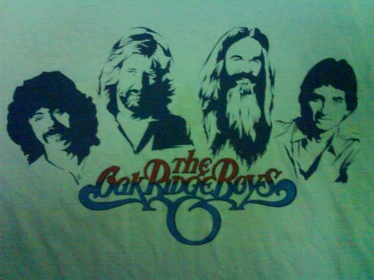 VINTAGE THE OAK RIDGE BOYS 1970S