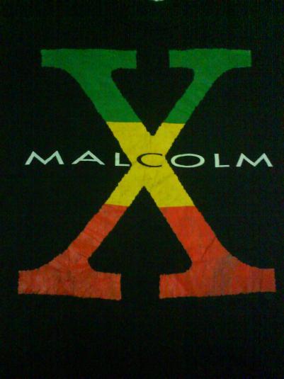 VINTAGE MALCOLM X