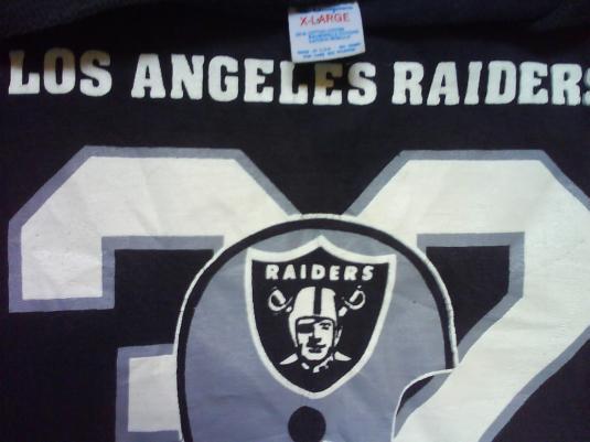 80's Los Angeles Raiders Vintage