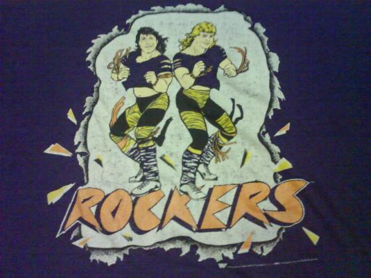 vintage the rockers 1989