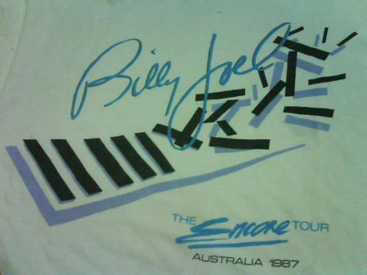 vintage billy joel 1987