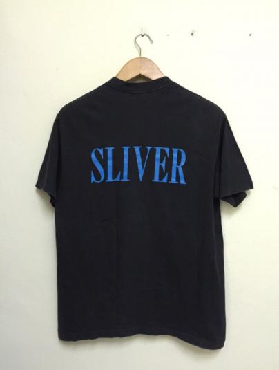 Vintage 90s Nirvana Sliver