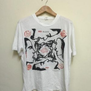 90s Red Hot Chili Peppers Australian Tour Tshirt
