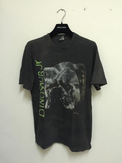 Vintage 90s Dinosaur Jr Bulldog Tshirt