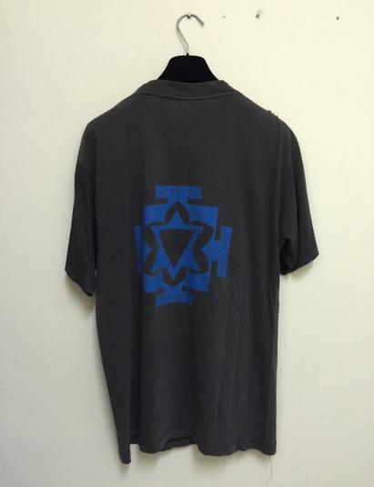 Vintage 90s Nirvana Bootleg Tshirt