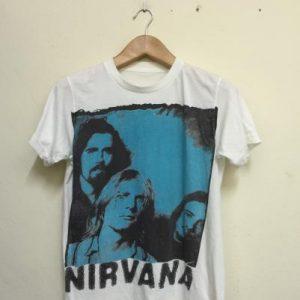 90s Bootleg Nirvana Tshirt