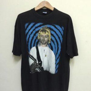 90s Bootleg Kurt Cobain Tshirt