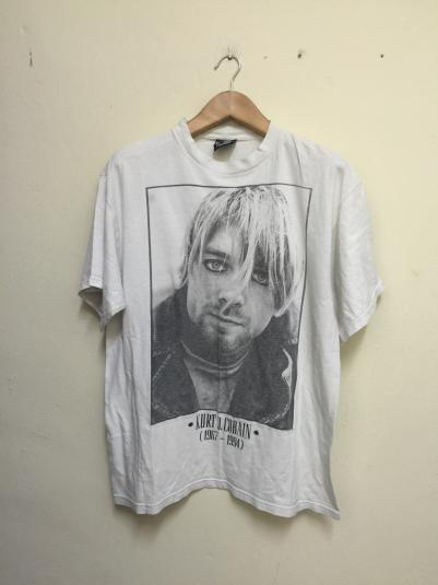 90s Kurt Cobain Tshirt