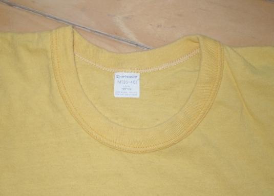 1970's 70's Bijou Cafe Philadelphia Jazz Rock Concert Shirt