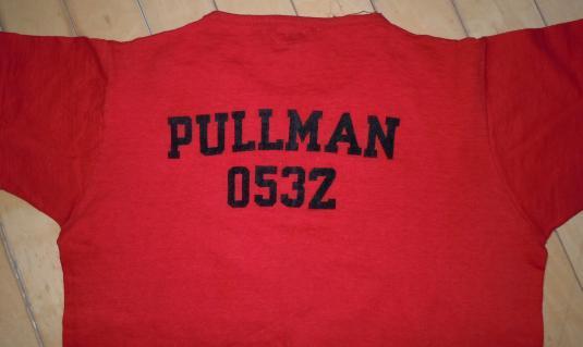 RARE Vintage 1930's 30's Sporting Good Store BASEBALL shirt