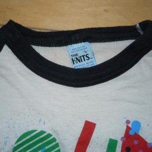 1983 X-Fest Concert Festival T-shirt Tom Petty Ramones &more