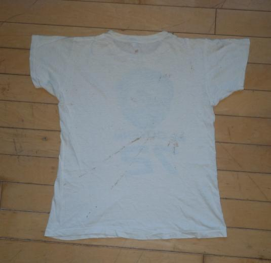 Vintage 1972 George McGovern Presidential Campaign T-Shirt