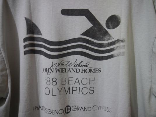 1988 STEVIE WONDER T-Shirt