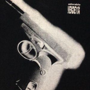Vintage 1994 Adorable Vendetta Fake Album Creation Records