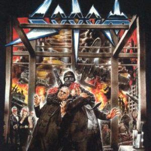 Vintage 1995 Sodom Masquerade in Blood T-Shirt MCS Berlin