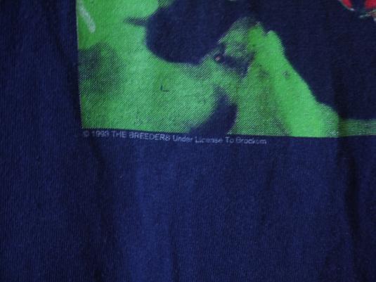 1993 THE BREEDERS Last Splash
