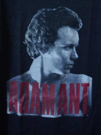 80s Stuart Leslie Godda ADAM ANT T-Shirt Excellent Condition