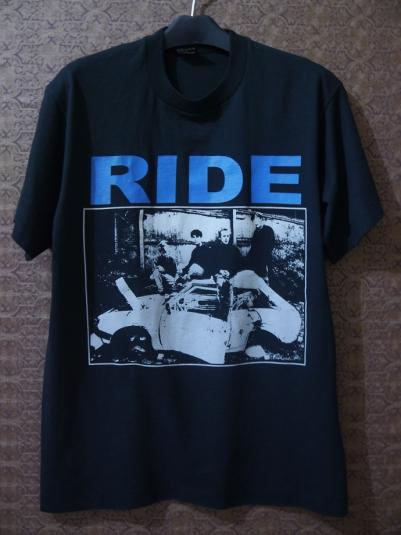 1990s RIDE T-Shirt Excellent Condition