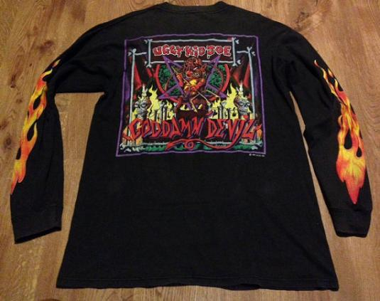 Vintage 1993 Ugly Kid Joe Long Sleeve T-Shirt