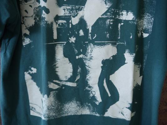 "RARE 1994 BIVOUAC Tuber ""British Alternative Rock"" T-SHIRT"