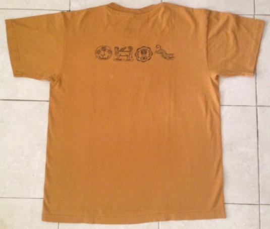 Vintage 1996 Kula Shaker T-Shirt Britpop