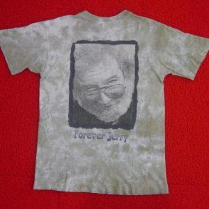 Vintage 90s Grateful Dead Forever Jerry Garcia T-Shirt