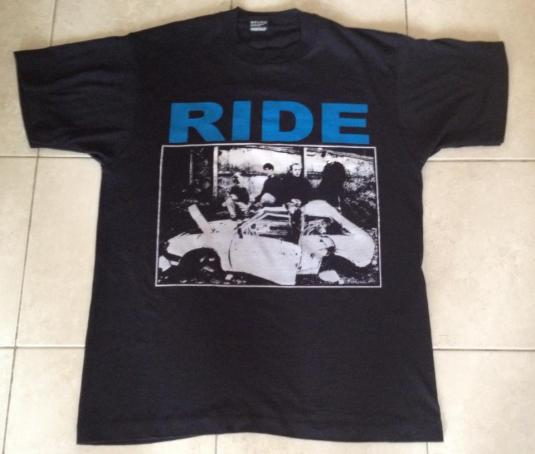 Vintage Early 90s Ride T-Shirt