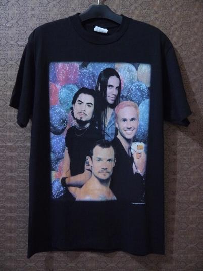 1995 RED HOT CHILI PEPPERS T-Shirt Dave Navarro