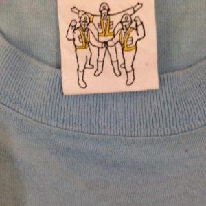 vintage 1998 Beastie Boys T-Shirt Hello Nasty Rap DJ Medium