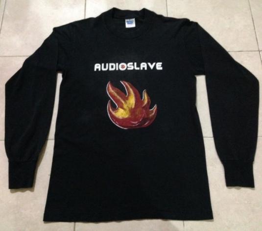 Rare Audioslave Long Sleeve T-Shirt