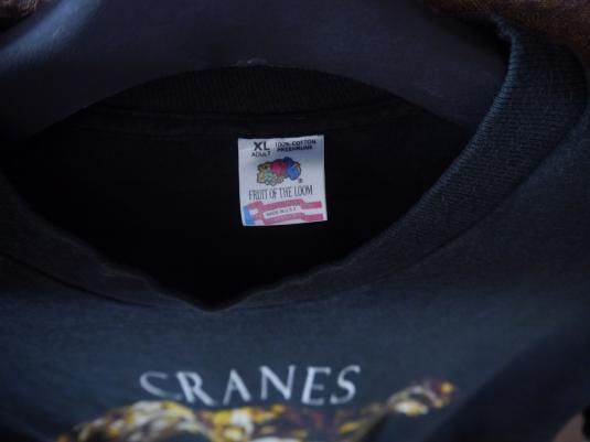 1993 CRANES Forever T-SHIRT