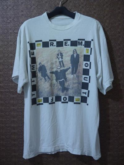 1991 REM OUT OF TIME T-Shirt R.E.M 90S
