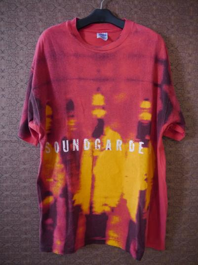 1994 SOUNDGARDEN Superunknown All Over Prit T-SHIRT