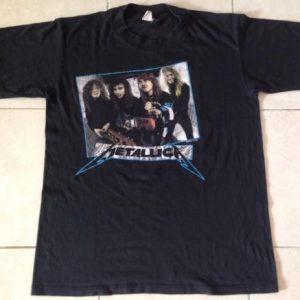 Vintage 1987 Metallica Garage Days T-Shirt