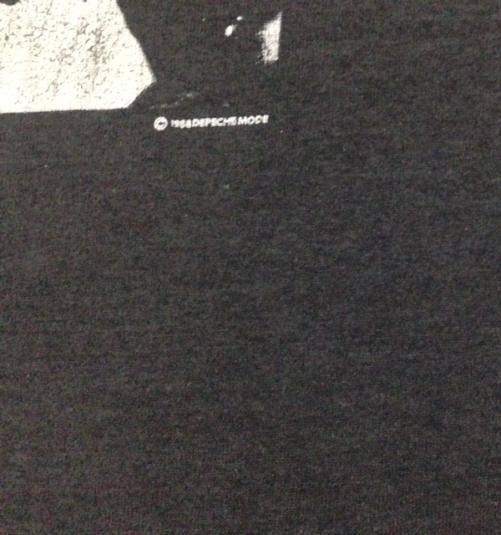 1988 Depeche Mode T shirt