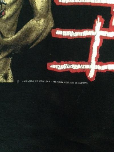 Vintage 90s Napalm Death T-Shirt
