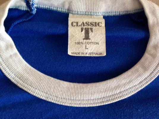 Vintage 90s Silverchair Ringer T-Shirt