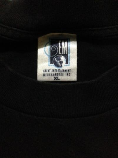 Vintage 1996 Joan Osborne Relish T-Shirt 90s