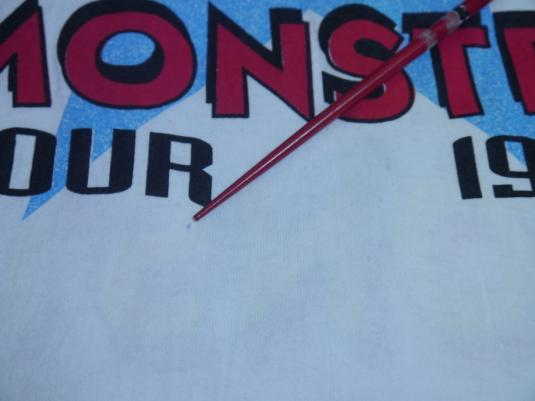 1995 REM Monster Tour T-Shirt R.E.M