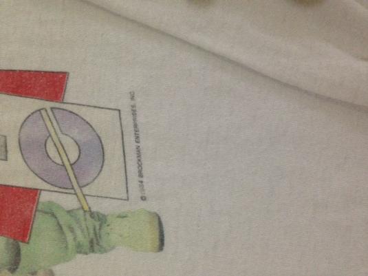 Vintage 1984 Lionel Richie Long Sleeve T-Shirt