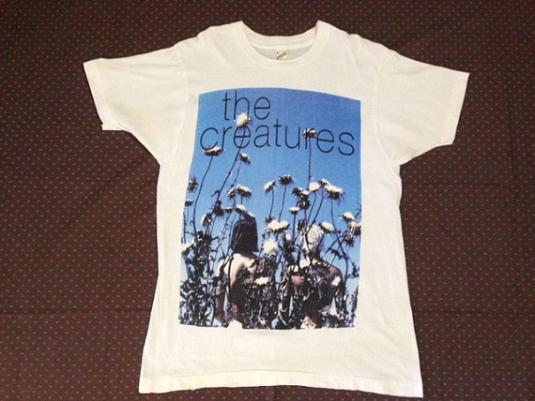 1989 THE CREATURES Boomerang