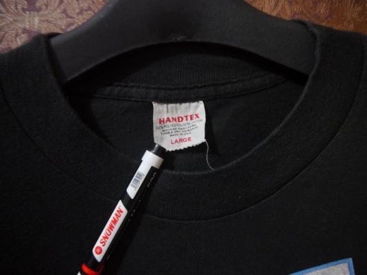 1987 METALLICA Garage Days T-Shirt