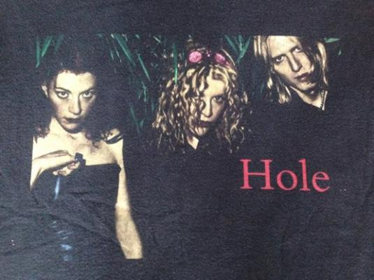 Vintage 1999 Hole Celebrity Skin Tour T-Shirt