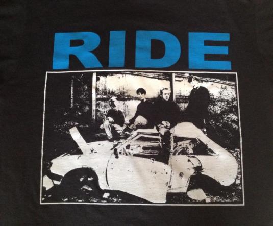 90s RIDE BAND T SHIRT